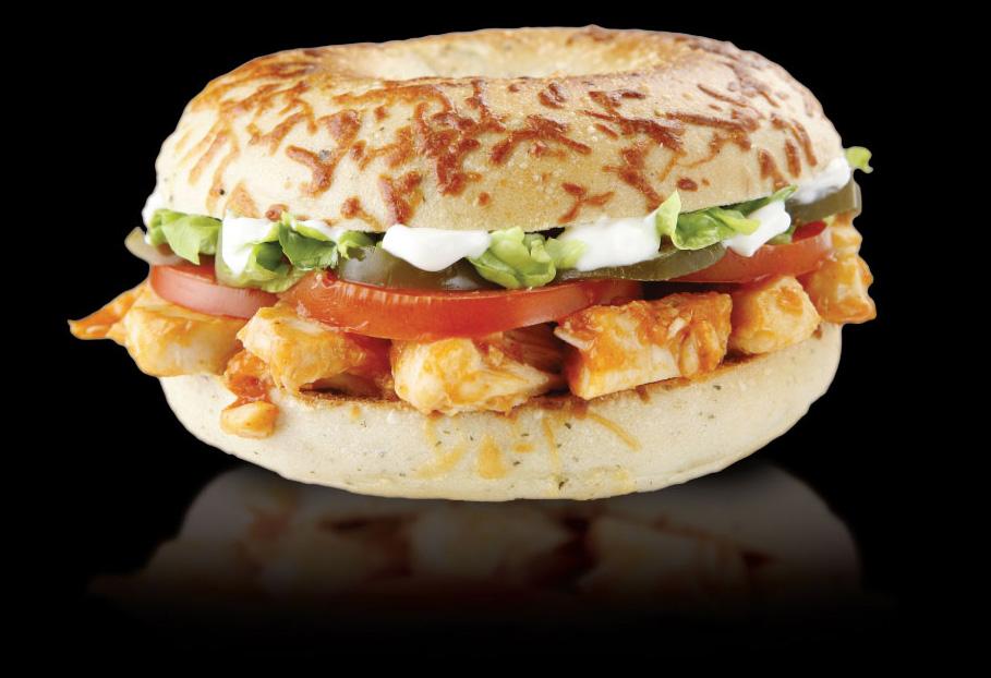 Mexicana bagel