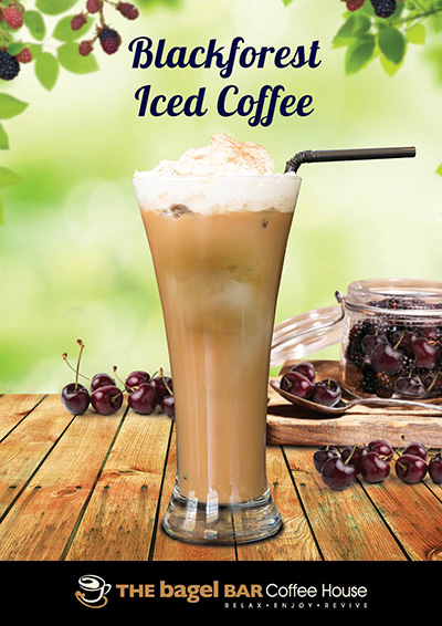 Blackforest Iced Coffee