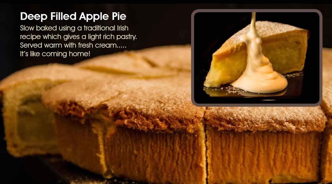 Deep Filled Apple Pie