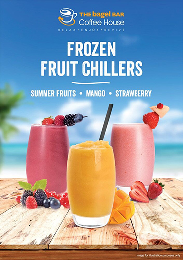Frozen Fruit Chillers