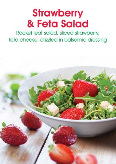 Strawberry Feta